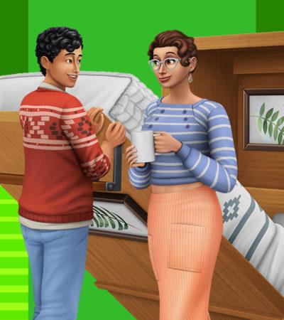 The Sims 4 Vida Compacta